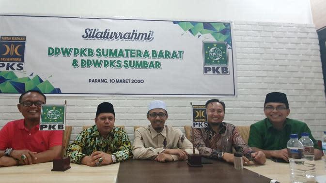 PKB - PKS Makin Intens Urus Riza - Febby di Pilkada Sumbar