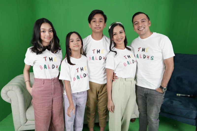 Keluarga The Baldys akan gelar konser virtual, catat tanggalnya!