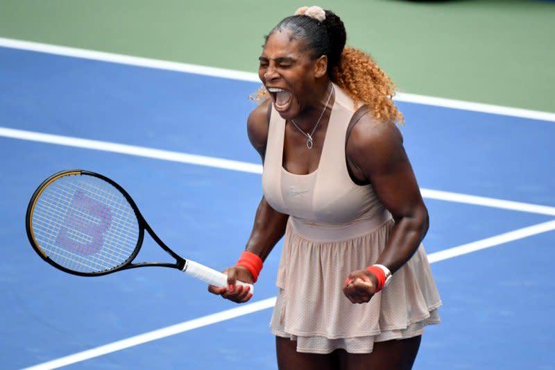 Serena ingin ajari putrinya bermain tenis