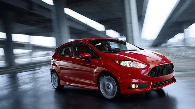 2013 Ford Fiesta ST, truly a hot hatch: Motoramic Drives