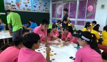 臺東東海國中國際教育營隊 寓教於樂與國際接軌