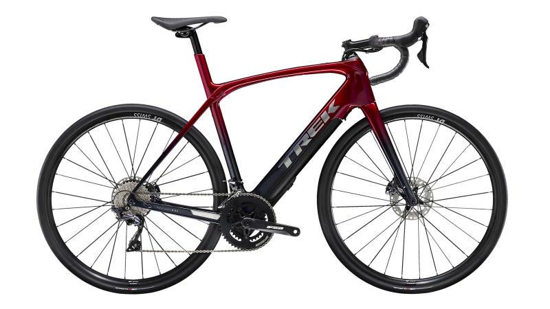 Best Electric Bike: Trek Domane + LT