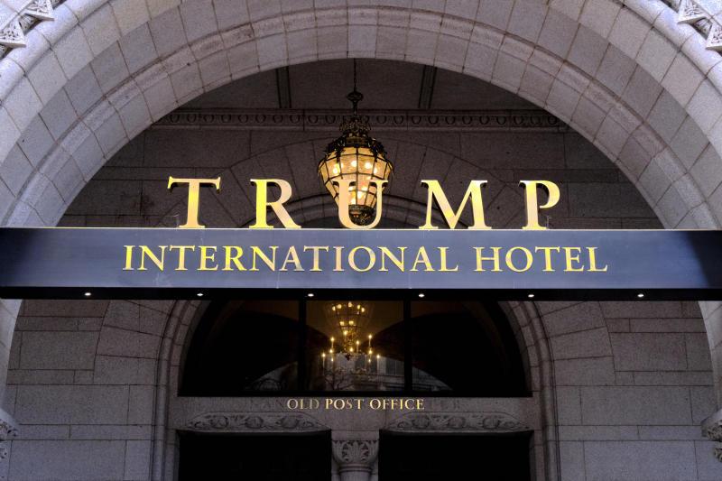 Trump Hotel Lawsuit