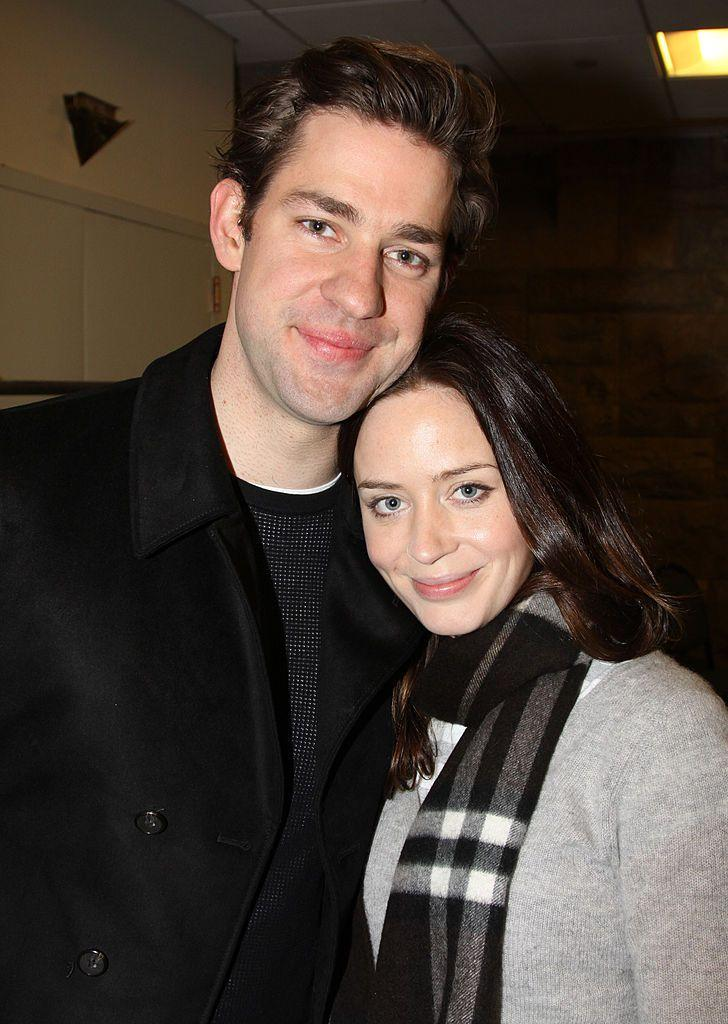 John Krasinski Credits 'The Office' for Leading Him to His Wife Emily Blunt