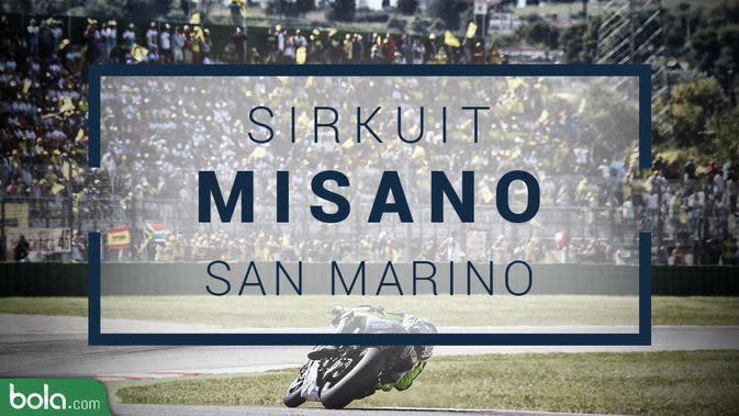 MotoGP_Sirkuit Misano, San Marino (Bola.com/Adreanus Titus)