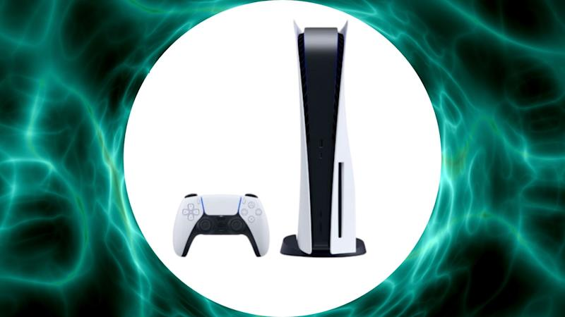 PlayStation5 is set for release on November 12. Image via PlayStation.
