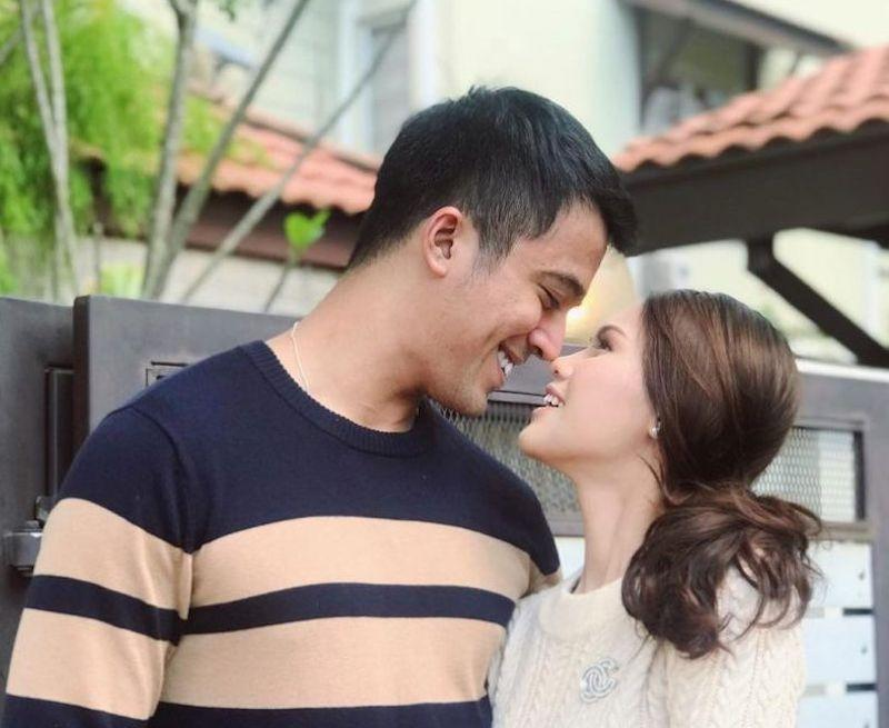 Singer Aliff Aziz wants to get back with ex-wife Bella