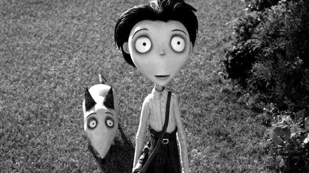 'Frankenweenie': Will Tim Burton finally get an Oscar?