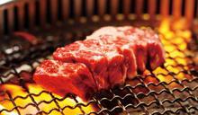 燒肉超有哏2/大股.熟成燒肉專門 來杯清酒作陪