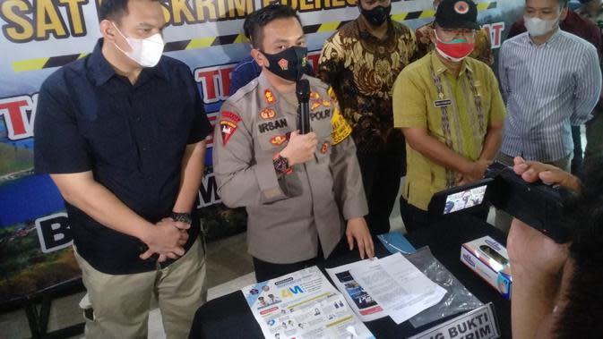 Soal izin keramaian dari kepolisian, Tim Propam Polrestabes Medan sedang memintai keterangan Kapolsek Pancur Batu, Kanit Intel, dan petugas piket.