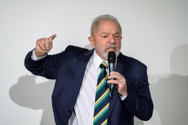 Brazil's Lula sorry for shielding Italy militant Battisti