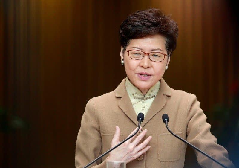 Pemimpin Hong Kong sebut hub keuangan itu menguat sekalipun aksi protes