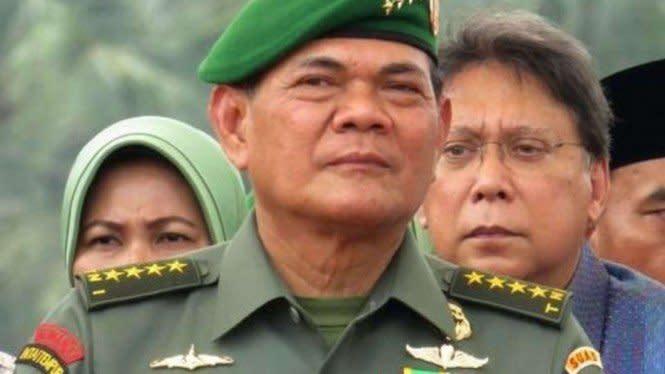 Dua Jenderal Zeni Pemegang Tongkat Komando Tertinggi TNI AD