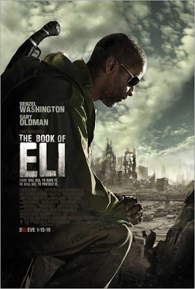 Denzel Washington Movie Titles - Book of Eli