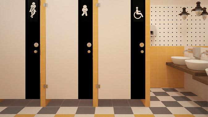 Ilustrasi Toilet Umum (pixabay.com)