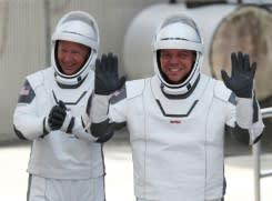 Pesawat SpaceX bersiap tinggalkan ISS guna kembali ke Bumi
