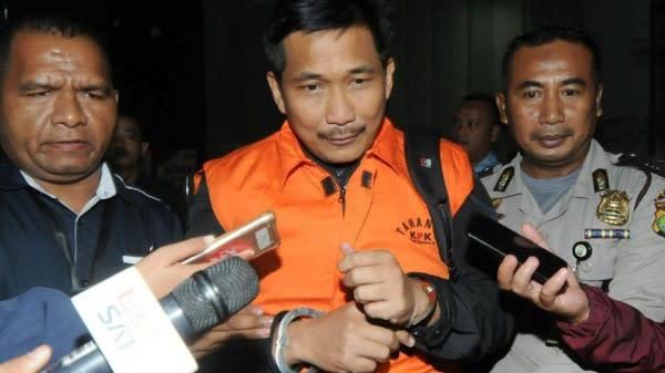 Sudah Beberkan Nama Penyuap, Kenapa KPK Tolak JC Bowo Sidik?