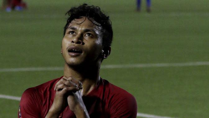 Timnas Indonesia U-22 Tampil Bagus di SEA Games 2019, Osvaldo Haay Tak Ingin Lengah
