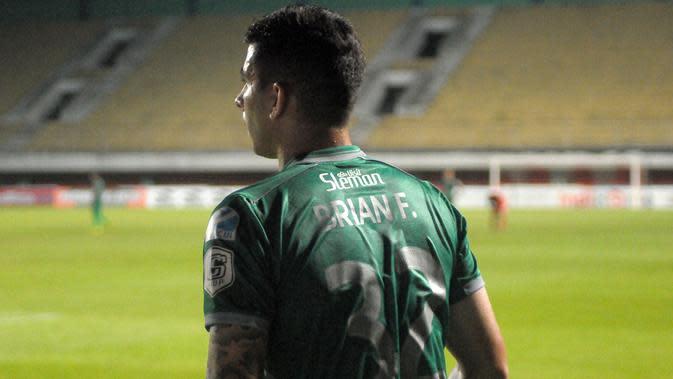 Pelatih Borneo FC Penasaran Menantang PSS, yang Kini Tanpa Brian Ferreira