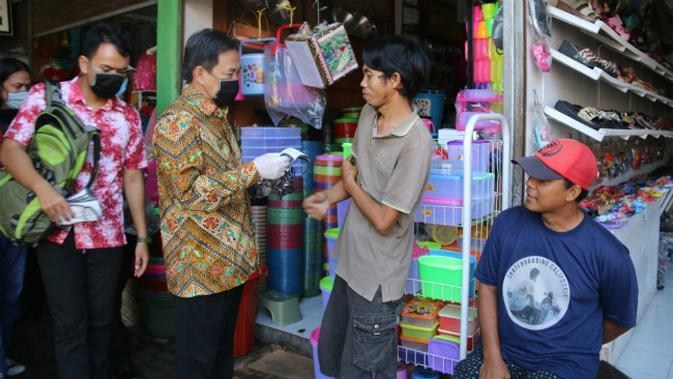 Plt Bupati Sidoarjo Nur Ahmad Syaifuddin (Foto: Liputan6.com/Dian Kurniawan)