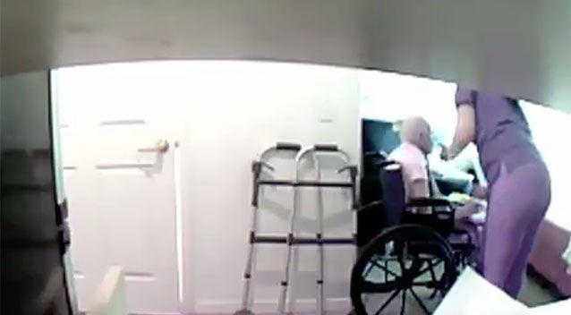 Nursing home worker sentenced to year in prison for abusing