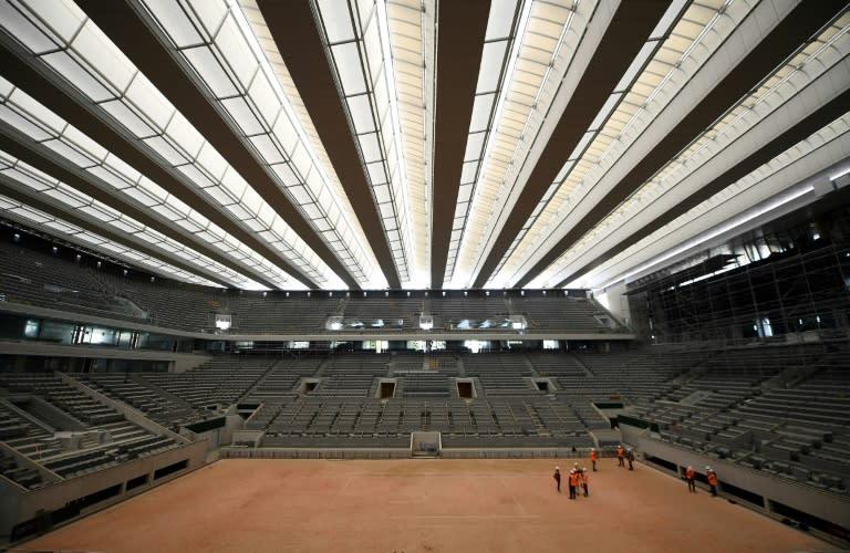 'Millions of euros up in smoke': Roland Garros braced for fewer fans, plenty of rain