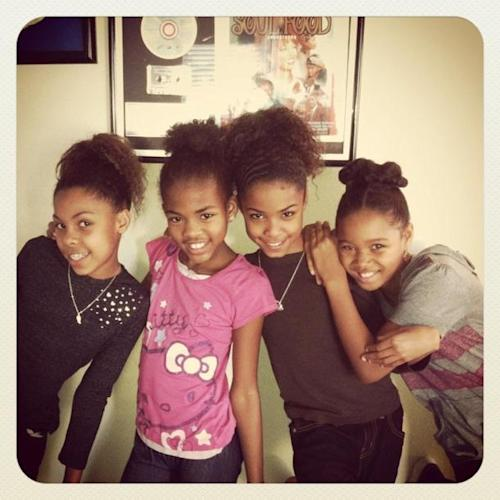 Shanice's Daughter's Girl Group Amazes With A Capella Adele Covers