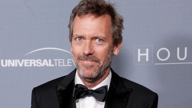 Hugh Laurie on the road to 'Tomorrowland'