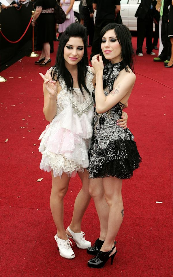 <p>The Veronicas<br />Photo: Getty </p>