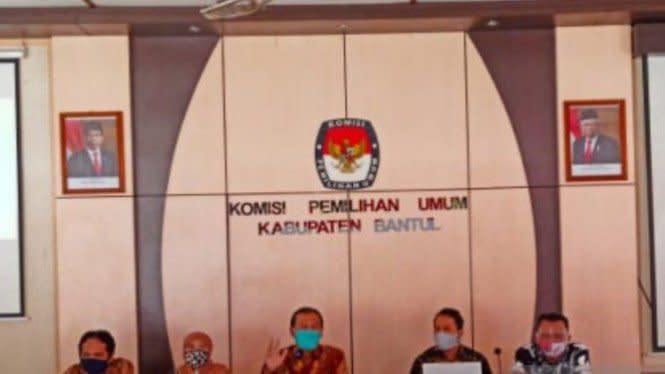 Pilkada Bantul, KPU Minta Hindari Kampanye Hitam dan Provokasi