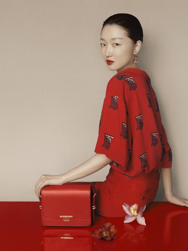 Burberry Chinese New Year 2020 Collection. Sumber foto: Document/Burberry.