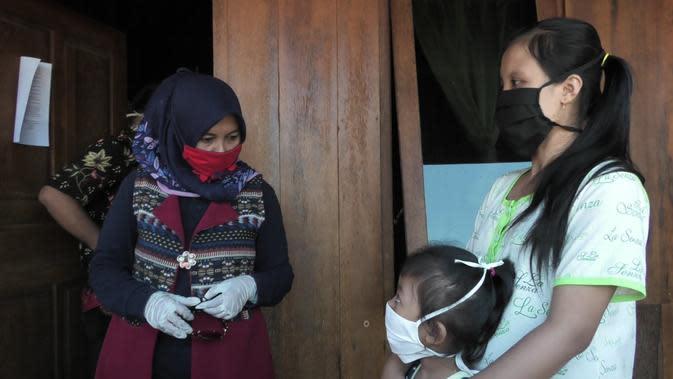 Suasana di rumah karantina Joglo Batu Akit, Karangtengah, Cilongok, Banyumas. (Foto: Liputan6.com/Humas Pemkab Banyumas)