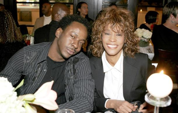 Bobby Brown Grieves On Stage Over Whitney Houston's Death