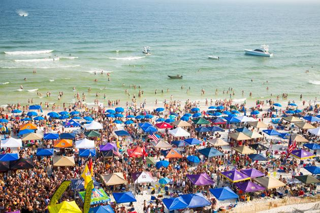 America's best beach bars