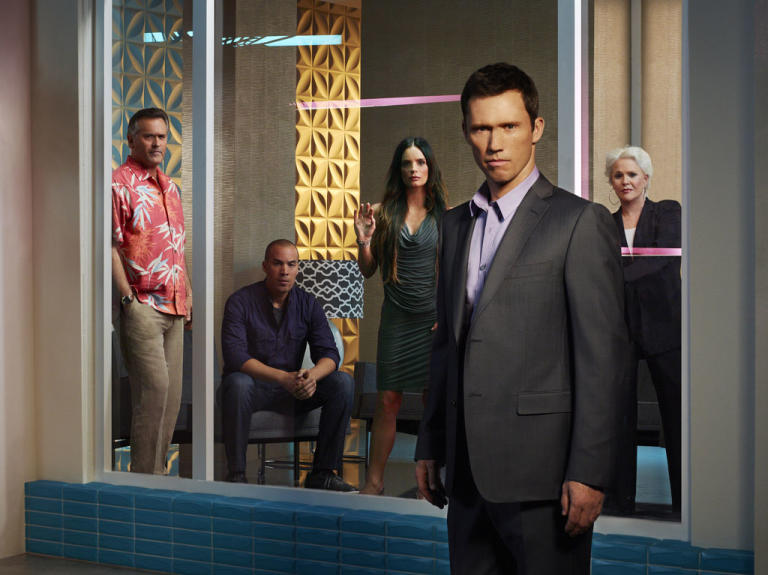 """Burn Notice"" - Season 7"