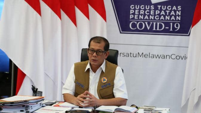 Doni Monardo: Kasus Positif Corona di DKI Jakarta Sebagian Besar dari Pekerja Migran