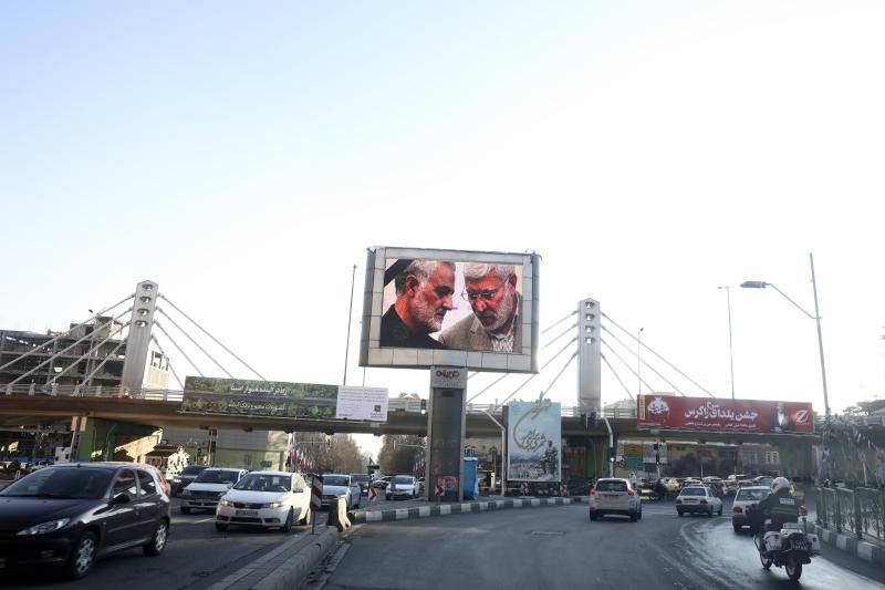 Iran Soleimani Iran on Edge