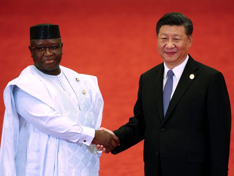 獅子山怒嗆中國「騙局」不玩了!習近平為何在非洲偷偷埋「地雷」?