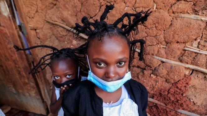 Harganya Murah, Gaya Rambut Virus Corona Kini Jadi Tren