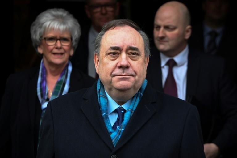 """Alex Salmond's charisma was hugely effective on the campaign trail but disguisedwhat aides called an """"explosive temper"""" and a talent for the scathing political put-down"""