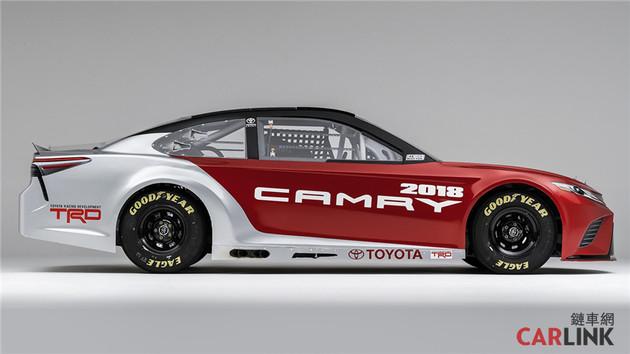史上最強CAMRY來了!新引擎、新變速箱、新內裝、新賽車
