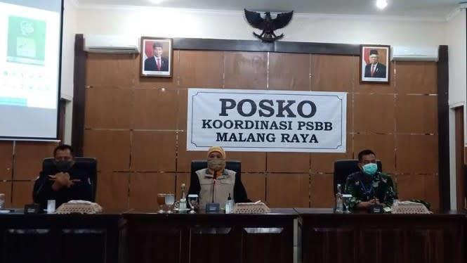 Malang Raya Dapat Suntikan Dana Rp58,9 Miliar Jalankan PSBB