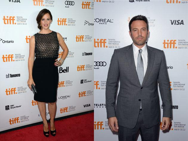 Celebrity Couples at TIFF 2012