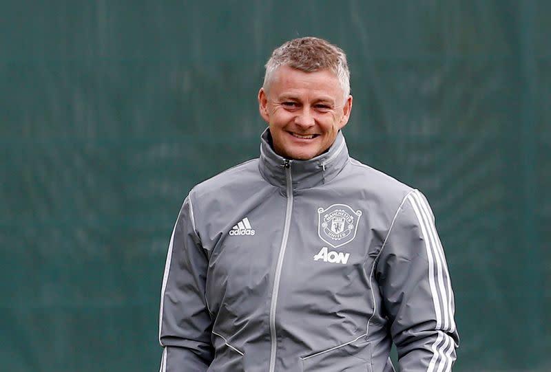 COVID-19 crisis may disrupt Man United transfer plans, says Solskjaer