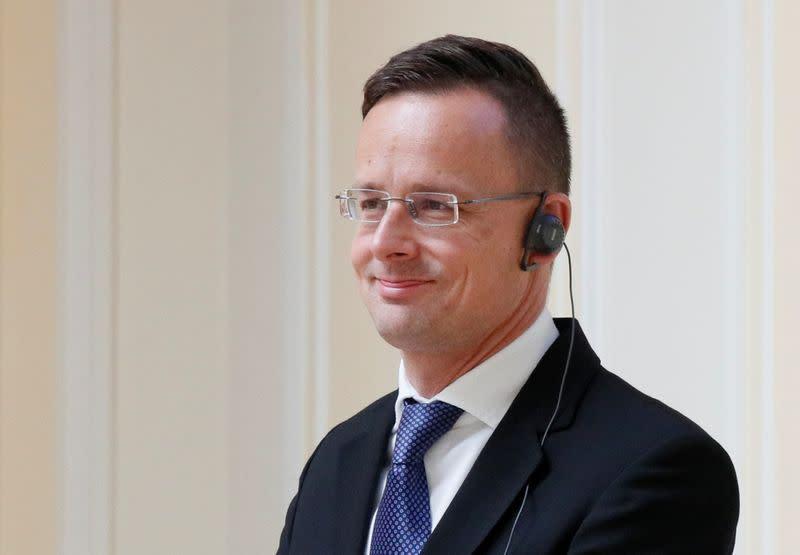Hungary summons German ambassador over EU minister's anti-Semitism criticism