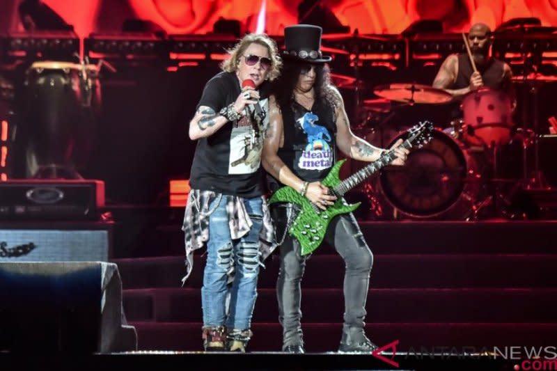 """Guns N Roses akan rilis album kompilasi """"Greatest Hits"""" versi vinyl"""
