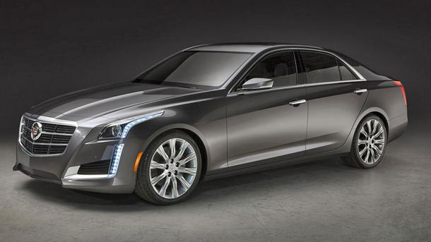 2014 Cadillac CTS skates onto the web a day early