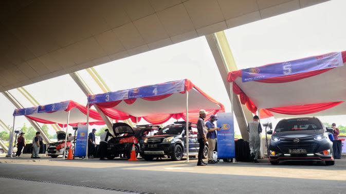 Daihatsu Tawarkan Servis Kilat, Periksa 21 Komponen Cuma 20 Menit