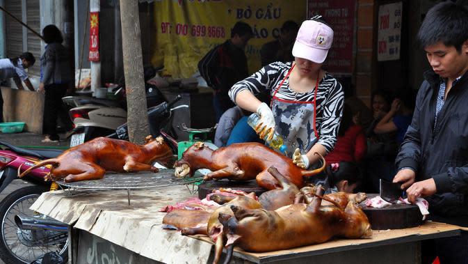 Dampak Buruk Mengonsumsi Daging Anjing (Salajean/Shutterstock)