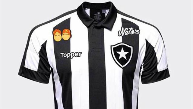 Botafogo patrocínio Neto's